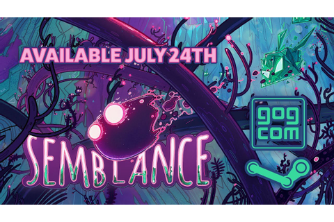 Semblance - Release Date Announcement Trailer - YouTube