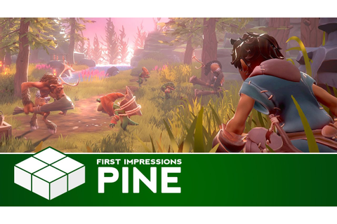 Pine | PC Gameplay & First Impressions - YouTube