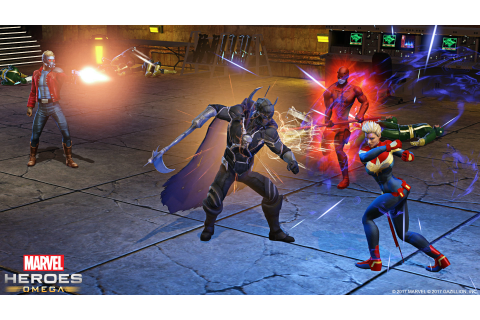 Marvel Heroes Omega Tips & Tricks for beginners in the PS4 ...