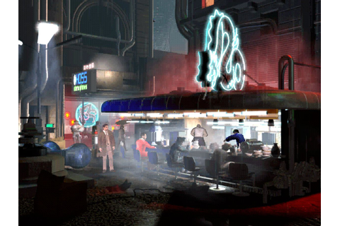 Returning to Westwood's Blade Runner | PC Gamer