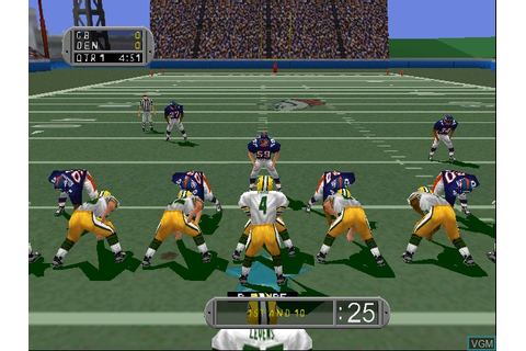Madden NFL 99 for Nintendo 64 - The Video Games Museum
