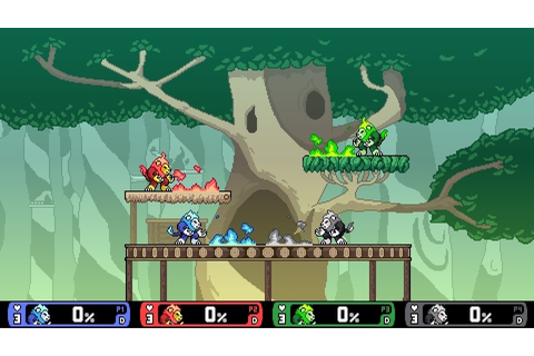 Rivals of Aether Is the Super Smash Bros Xbox One Needs ...