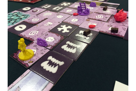 Vast: The Crystal Caverns Review | Board Game Quest