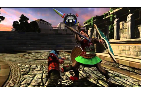 Deadliest Warrior: Legends - William Wallace Gameplay ...