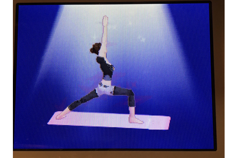 Let's Yoga: Nintendo DS Fitness Game Review | LevelSkip