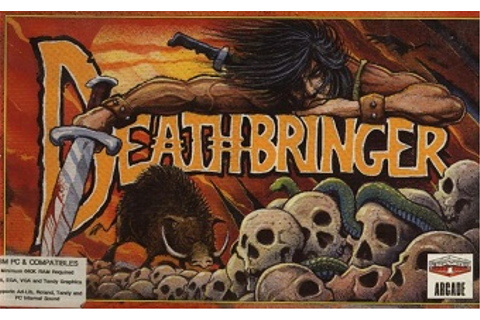 Deathbringer (1991 video game) - Wikipedia