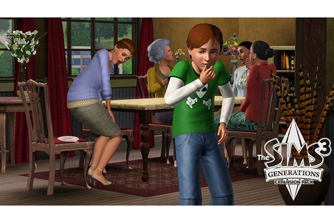 The Sims™ 3 Generations for PC/Mac | Origin