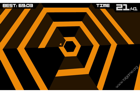 Super Hexagon - Tai game | Download game Hành động