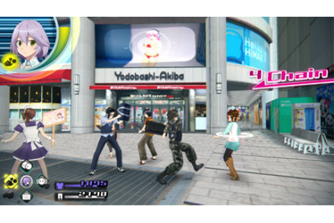 AKIBA'S TRIP: Undead & Undressed Game | PS3 - PlayStation