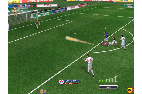 2002 FIFA World Cup ~ GAME XONE