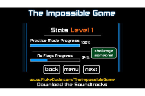 The Impossible Game for iPhone - Download
