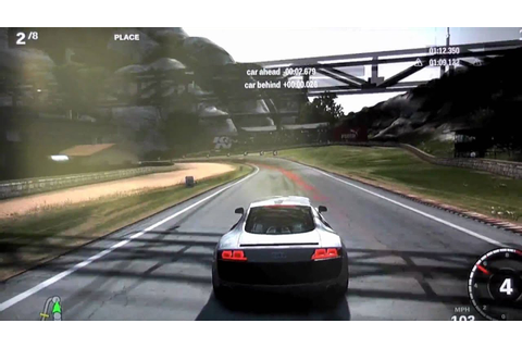 Forza Motorsport 3: Audi R8 Gameplay (HD) - YouTube
