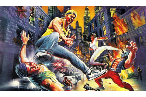 Retro Reflections: It's Time Sega Rebooted Streets of Rage ...