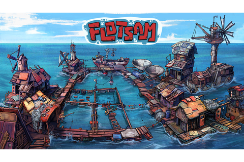 Flotsam Windows, Mac, Linux game - Indie DB