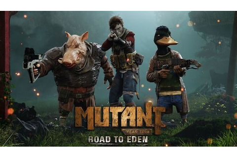 Mutant Year Zero Road to Eden PS4 Launching Later in 2018