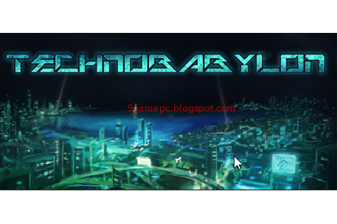 Technobabylon FLT Free Download - Best Game PC Full Version