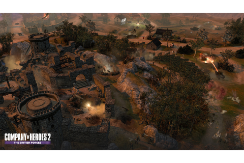 Download Company of Heroes 2 Full PC Game