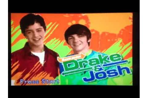 Drake and josh the video game - YouTube