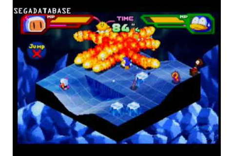 Sega Saturn: Saturn Bomberman Fight!! - YouTube