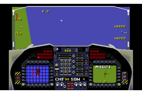 Play F-22 Interceptor • Sega Genesis GamePhD