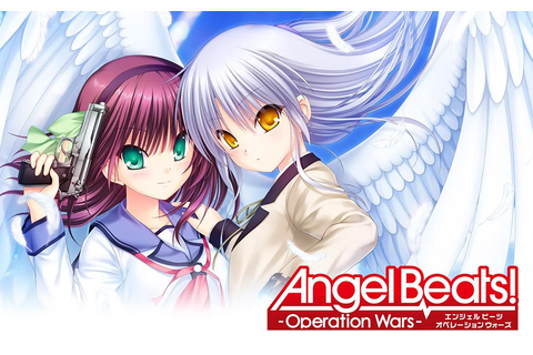 Angel Beats! Mobile Game Released - Otaku Tale