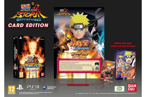 Naruto Shippuden: Ultimate Ninja Storm Generations Getting ...