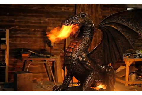 Game Of Thrones Fans Can Now Buy 6ft Fire Breathing ...