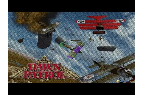 Dawn Patrol: Head to Head gameplay (PC Game, 1995) - YouTube