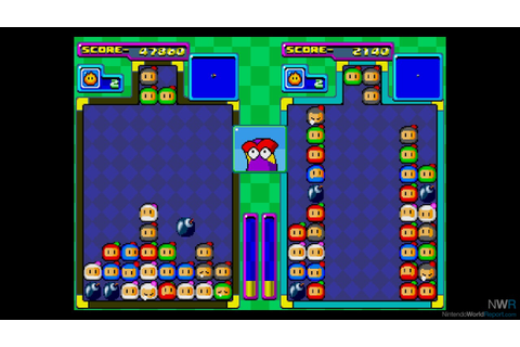 Bomberman: Panic Bomber - Game - Nintendo World Report