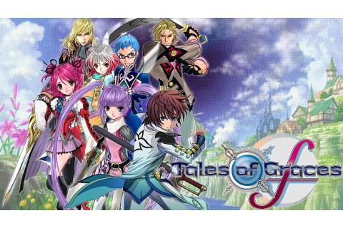 [Video Game Review]: Tales of Graces F | The Geek Clinic