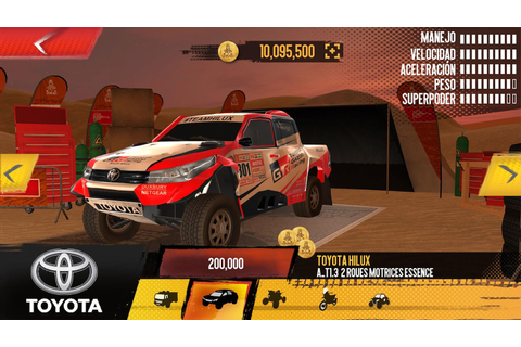 Dakar Game - Android Apps on Google Play