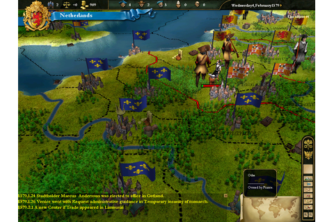 Download Game Europa Universalis III | Gamocore
