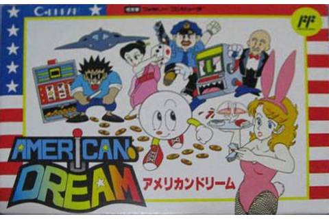 American Dream — StrategyWiki, the video game walkthrough ...