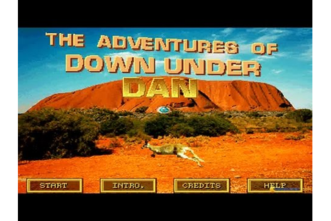 Down Under Dan gameplay (PC Game, 1995) - YouTube