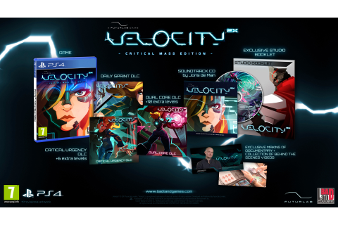 Velocity 2X Achieves Critical Mass with PS4, Vita Retail ...