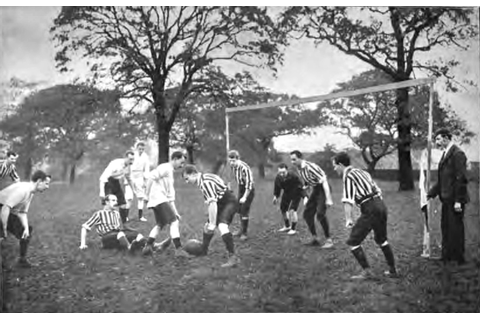Football: The Association Game/Chapter 4 - Wikisource, the ...