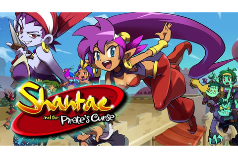 Looks Like Shantae And The Pirate's Curse Is Headed To PS4 ...