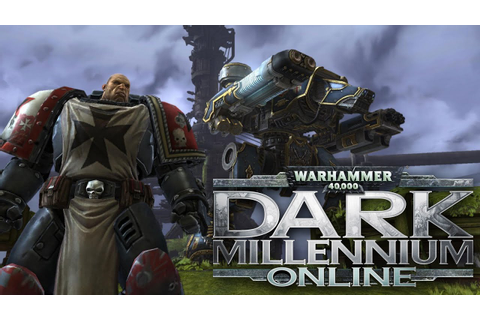 Warhammer 40,000: Dark Millennium [Cancelled Game] - YouTube