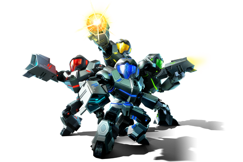 Metroid Prime: Federation Force - Overview trailer ...