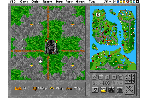 Warlords 2 | Old DOS Games | Download for Free or play on ...
