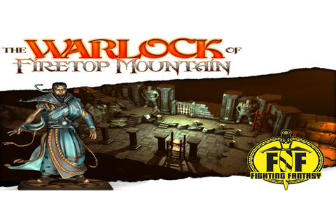 The Warlock Of Firetop Mountain Free Download PC Game