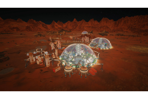 Surviving Mars review: The best simulation strategy game ...