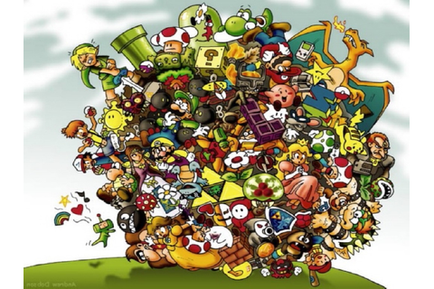 Nintendo, Video Games Wallpapers HD / Desktop and Mobile ...