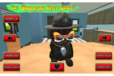 Cat Simulator : Kitty Craft - Android Apps on Google Play