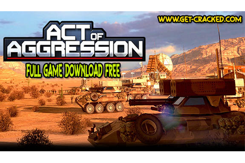 Act of Aggression Download Full PC Game