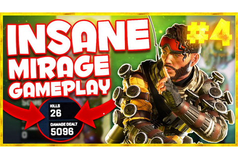 (INSANE 26 Kill Mirage Game) My Top 5 Games of 2019 - YouTube