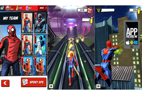 Can Unlimited Spider-Men Triumph Over Free-To-Play Evil?