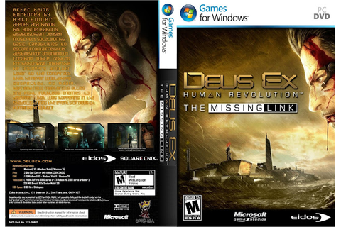 CONTACT :: deus ex human revolution the missing link full ...