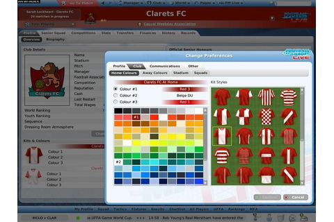 Football Manager Live - screenshots gallery - screenshot 9 ...