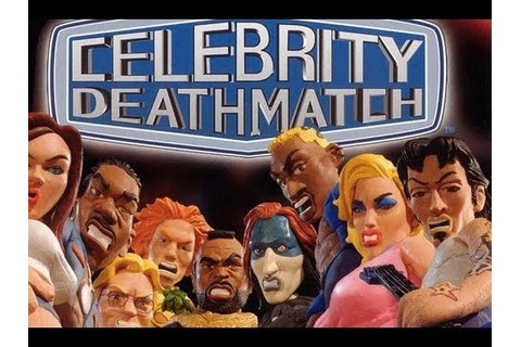 CGRundertow CELEBRITY DEATHMATCH for PlayStation 2 Video ...